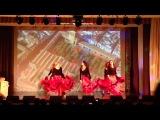 ГСГ. Последний звонок 2014. Испанский танец.