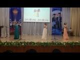 выпускной выступление Жазиры Аиды и Сымбат