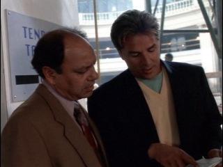 Детектив Нэш Бриджес сезон 2 серия 1 / Nash Bridges s02e01