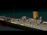 NEW and IMPROVED! - Titanic - Death of Titan - T.H.Cooney