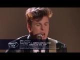 "Участник 13 сезона American Idol исполнял песню One Direction ""Story of My Life""."