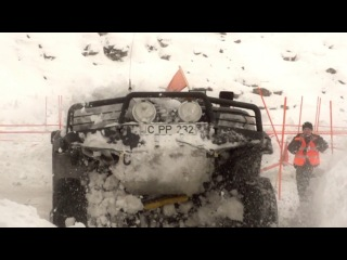 Экспедиция: Nissan Patrol & Land Rover Defender & Toyota Land Cruiser 100