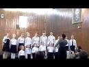 Младший хор.Белка.06.04.2014г.
