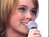 Xuxa entrevista Debora Falabella (2002)