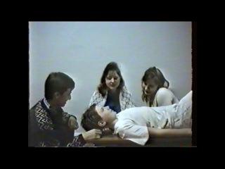 Школьный кинофестиваль 1994 года, 9 класс, художественный фильм «Курочка-Ряба» (драма в трёх действиях).
