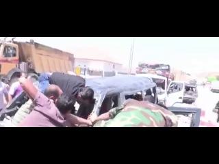 Lebanon_ террорист смертник взорвал себя в Дар эль Байдар