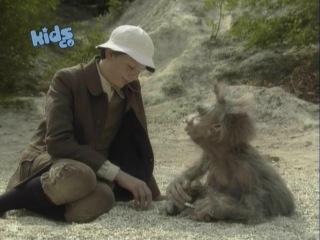 Песочный волшебник / Five Children and It (5-я серия) (1991) (фэнтези, семейный)
