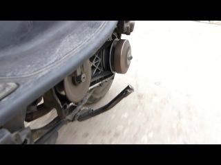 Новый формат-ремонт Honda Lead af48(вариатор,электрика,шиномонтаж)