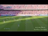 Атлетико М 1 - 1 Малага. Испания. Примера. 37 тур
