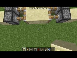 Minecraft 1 6 2 Механизмы ловушки и баги Часть 9 Ловушка и Генератор
