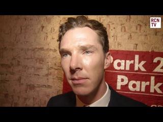 Бенедикт Камбербэтч на Park Gala - Интервью 2014