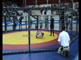 Канукоев Ахмед vs Баненков Егор 62 кг. 1 раунд
