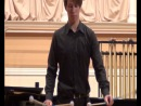 Э.Копетски-Танец на осколках зеркала Исполняет Дмитрий Доринов