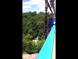 Антон і Людочка Roup-Jumping 40meters!!!