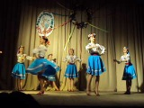 Зразковий аматорський ансамбль народного танцю 'КАЛИНА' - 'Гуляночки'