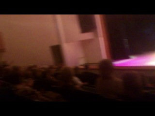 концерт в честь дня мед работника)) развлекает Алексей Гоман