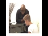 Show this to people who think Justin is talentless