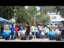 урок ритмики в израильской школе