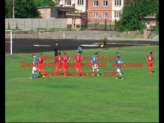 Пенальті в ворота ''Зеніта'' в центральній зустрічі 1 кола обласних змагань (1 ліга, група ''А'')