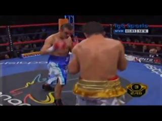 Омар Андрес Нарваес vs Антонио Гарсия