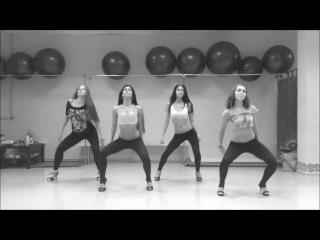 Go-go dance by Alina Derkach, Katy Perry – Dark Horse (feat. Juicy J)