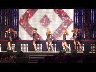 [PERF] 140325 Tahiti - Love Sick @ K-Force Special Show   Kangwon National University/강원대학교 OT 공연