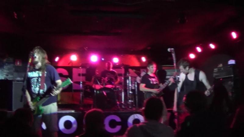 SavoyaR – Muitos anos de vida(Happy birthday Max Cavalera)[Live 05.10.2014] (Recall)