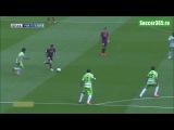 Обзор матча Барселона - Хетафе (2-2)