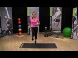 Жиросжигающая интервальная тренировка от Саманты Клейтон