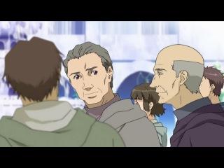 07-Ghost / Седьмой Дух - 2 серия [Lupin, Nuriko & Televizor]