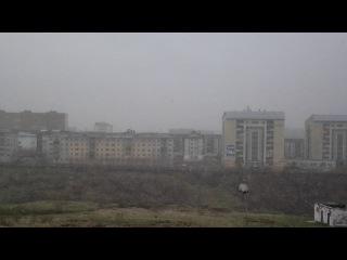 а в Воркуте сейчас идет снег!!!! так что наслаждайтесь погодой, которая стоит у вас
