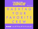 nickdemoura: Tomorrow night @justinbieber and I have two more crews that need your vote! Tune into @danceonfox