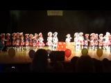 наши звездочки) отчётный концерт образцового хореографического коллектива