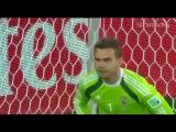 русского вратаря Игоря Акинфеева во время пропущенного гола ослепили лазером - Fan Shines Laser On Igor Akinfeev