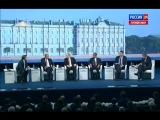 Путин об Украине БЕЗ МОНТАЖА и ВЫРЕЗОК на ПМЭФ (2014) ЖЕСТЬ