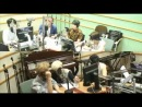 "[140625] ""Kiss The Radio""  - Junhyung is calling  Sunggyu"