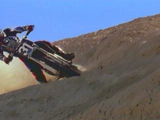 Мото-фристайл, мото-гонки, трюки на байках под музыку, трюки в пустыне, нереально.