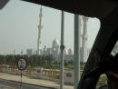 Белая мечеть шейха Заида в Абу-Даби