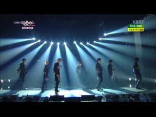 [PERF][140613] KBS Music Bank: Infinite - Special Stage + Interview + Rain Shower + Intro + Last Romeo + Win