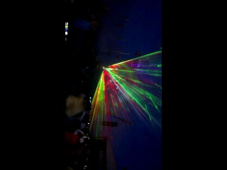 Салют и лазерное шоу в Могилеве на День Независимости 03.07.2014