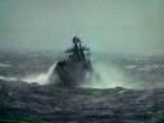 адмирал ушаков в шторм