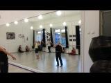 Lee DeWyze Blackbird's Song) Наша тренировка - сontemporary)))