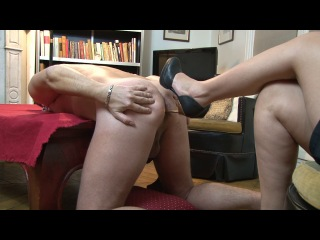 Hard high heel f**king ass and whipping