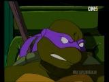 Ninja Kaplumbağalar İzle - 1.sezon 25.bölüm