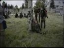 Блокпост застрелены боевики со свастикой на груди Донецк Славянск Луганск Donetsk Lugansk Sloviansk