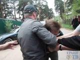 Нападение на корреспондента Граней Дмитрия Зыкова