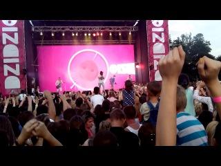 DZIDZIO - ��� ������ (Live @ DZIDZIO Show 29.06.2014)
