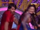 Ашиш Шарма и Танви Бхатия - выступление на танцевальном шоу Nachle Ve With Saroj And Terrence, 2010