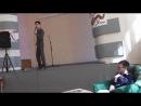 Артём Губернацкий Праздничный концерт посвященный Дню Победы 21 04 2014