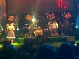 Ваенга - Синий платочек (Концерт военных песен в Октябрьском 12 апреля 2014)